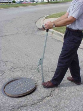 Manhole Cover Removers
