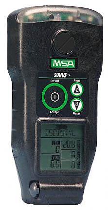 MSA Sirius PID Multigas Detector Economy Kit