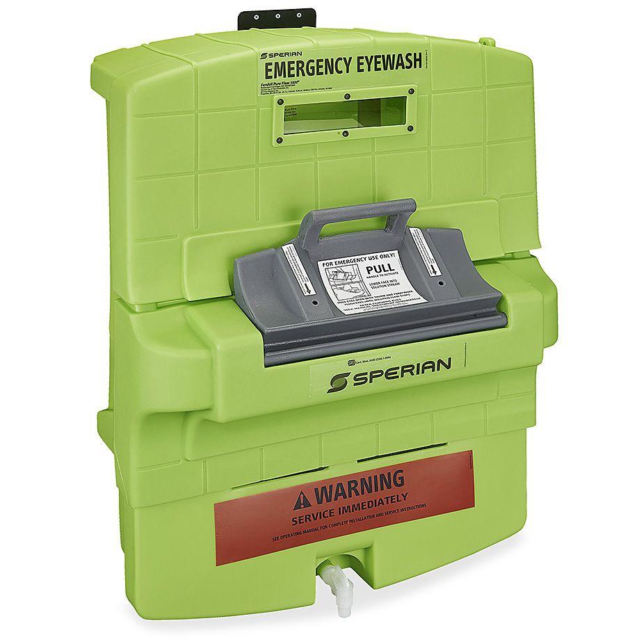 Honeywell - North Safety 32-001000-0000 Pure Flow 1000 15 Minute Emergency Eyewash Station