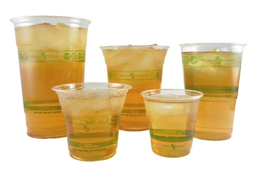 Cold Cups, Hot Cups & Lids